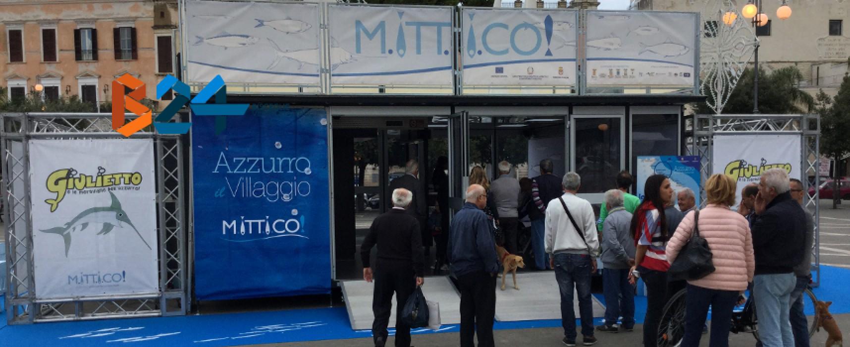 """Successo per l'ultima tappa di """"M.ITT.I.CO"""", iniziativa per rilanciare il consumo di pesce azzurro / FOTO"""