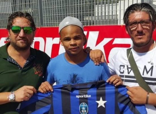 "Colpo Bisceglie calcio, preso ""Lulù"" Oliveira"