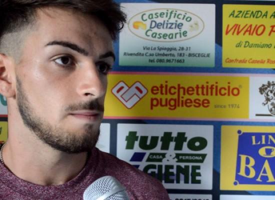 Bisceglie Calcio, Corso si concentra sulla trasferta contro il Serpentara/VIDEO