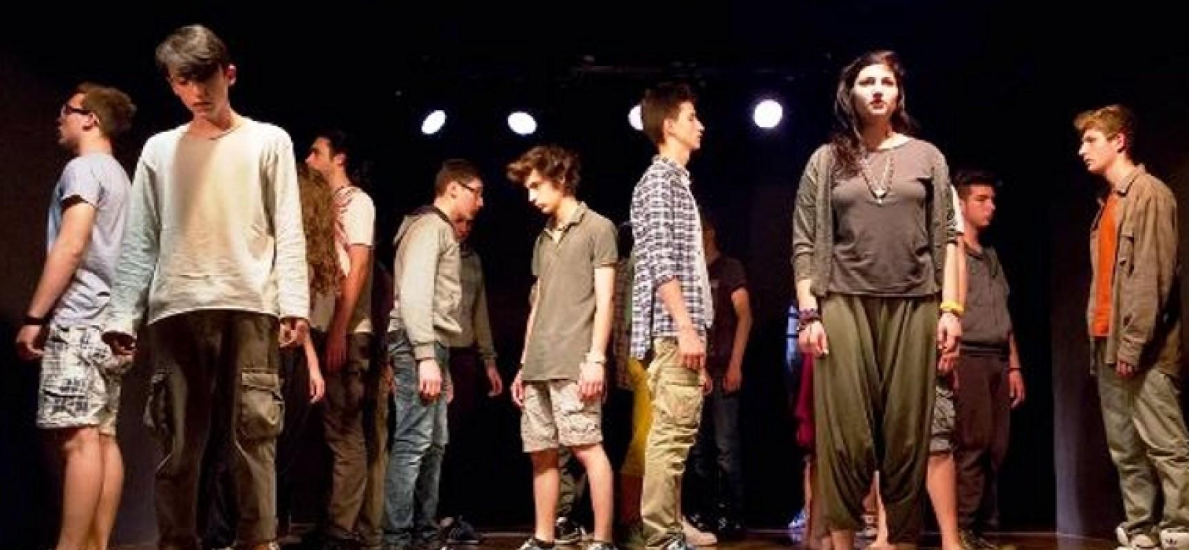 """""""La bacchetta di Harry"""", laboratorio teatrale estivo per bambini e ragazzi al Don Sturzo"""