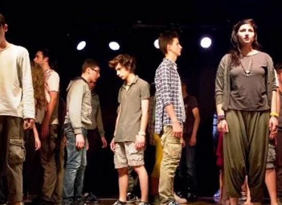 """""""Creatività in libertà"""", presentazioni dei laboratori teatrali dell'Associazione Inscenando"""