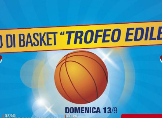 Trofeo Edilelettra, un entusiasmante weekend di basket al Paladolmen