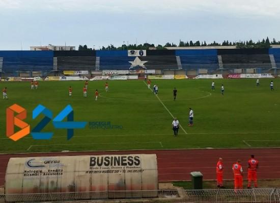 Secondo pareggio di fila per l' Unione Calcio, contro il Mola è 1-1