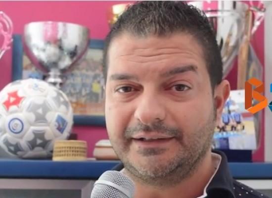 """Sabato esordio in A2 contro la Salinis per il Futsal Bisceglie, Abbattista: """"Felici e concentrati"""" / VIDEO"""