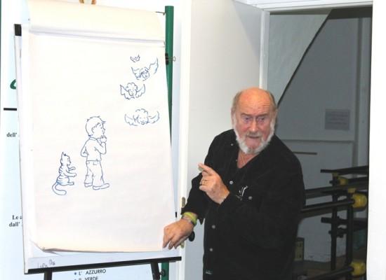 Il fumettista Benito Naselli porta la sua esperienza a Bisceglie giovedì 15 ottobre