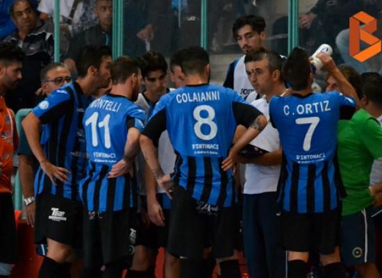 FINALE: Futsal Bisceglie – Catanzaro 4-3