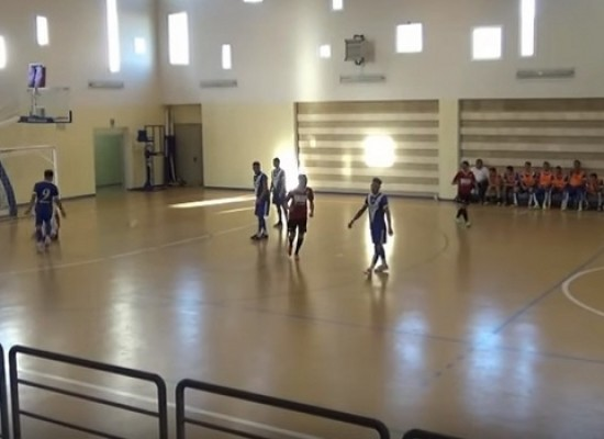 Futsal Messapia-Diaz 1-3/ VIDEO HIGHLIGHTS