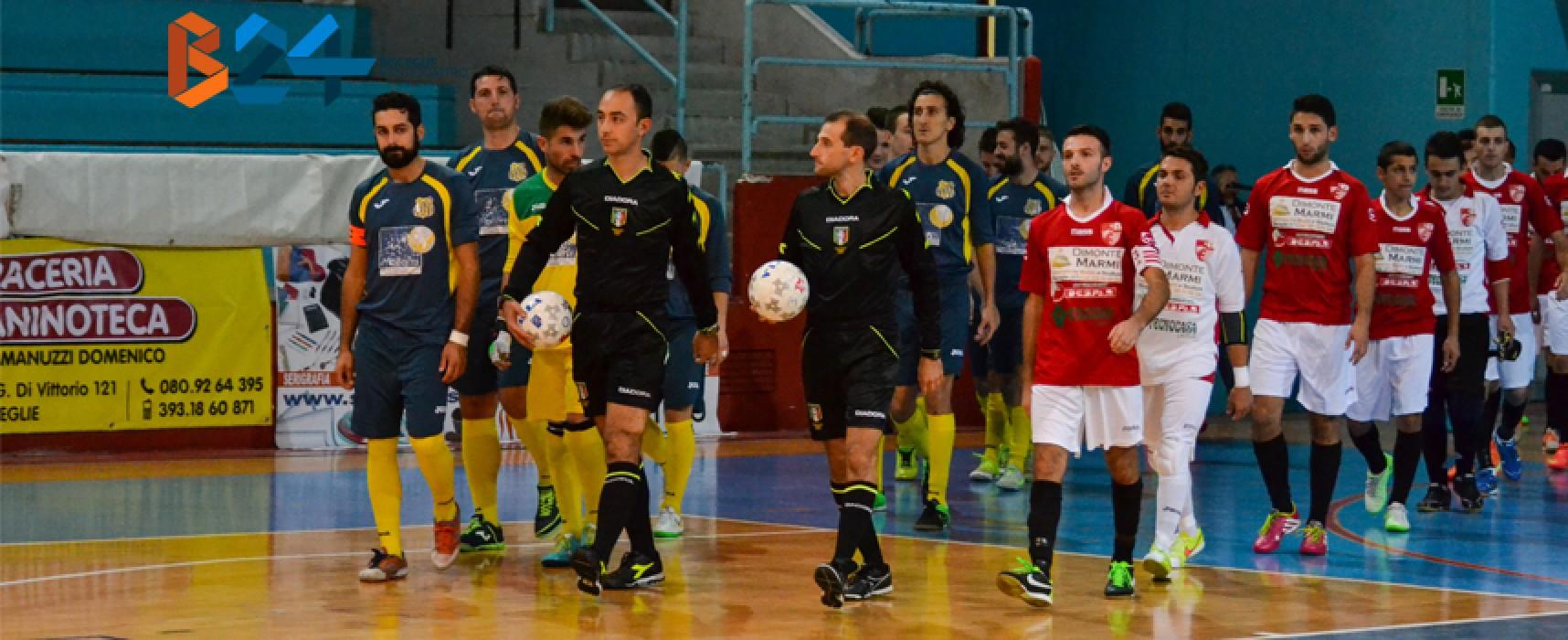 Sabato torna la C1 di calcio a 5, in campo Santos Club, Diaz e Nettuno / CLASSIFICA
