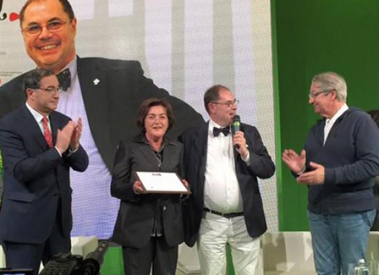 Emozione all'Expo di Milano nel ricordo di Dino Abbascià