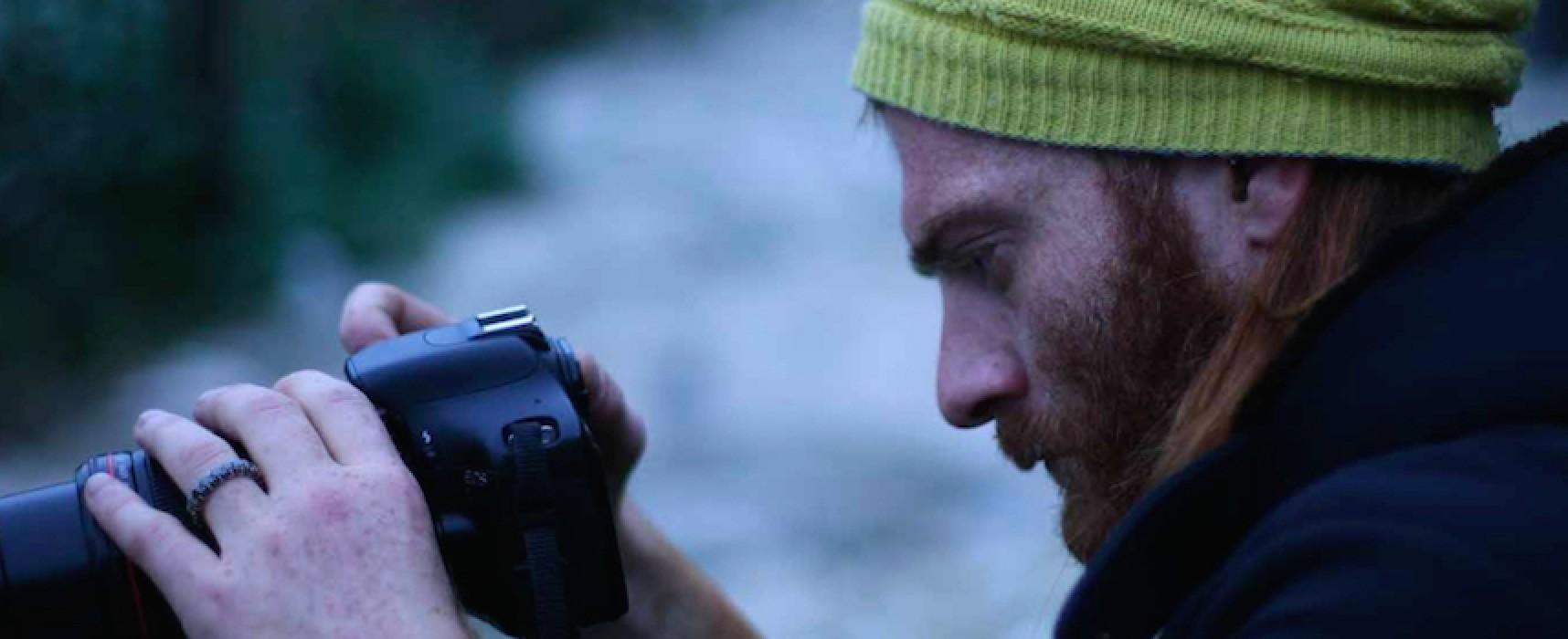 L'artista Sergio Racanati lancia campagna di crowdfunding per la realizzazione del suo film