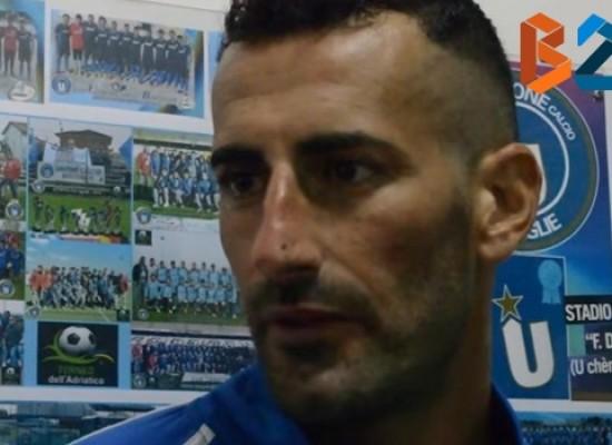 """Unione Calcio, La Rosa: """"Continuare a far bene anche contro il Novoli""""/VIDEO"""