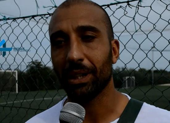 """Bisceglie calcio, Di Giorgio: """"Pomigliano gara dura, ma noi siamo pronti""""/VIDEO"""
