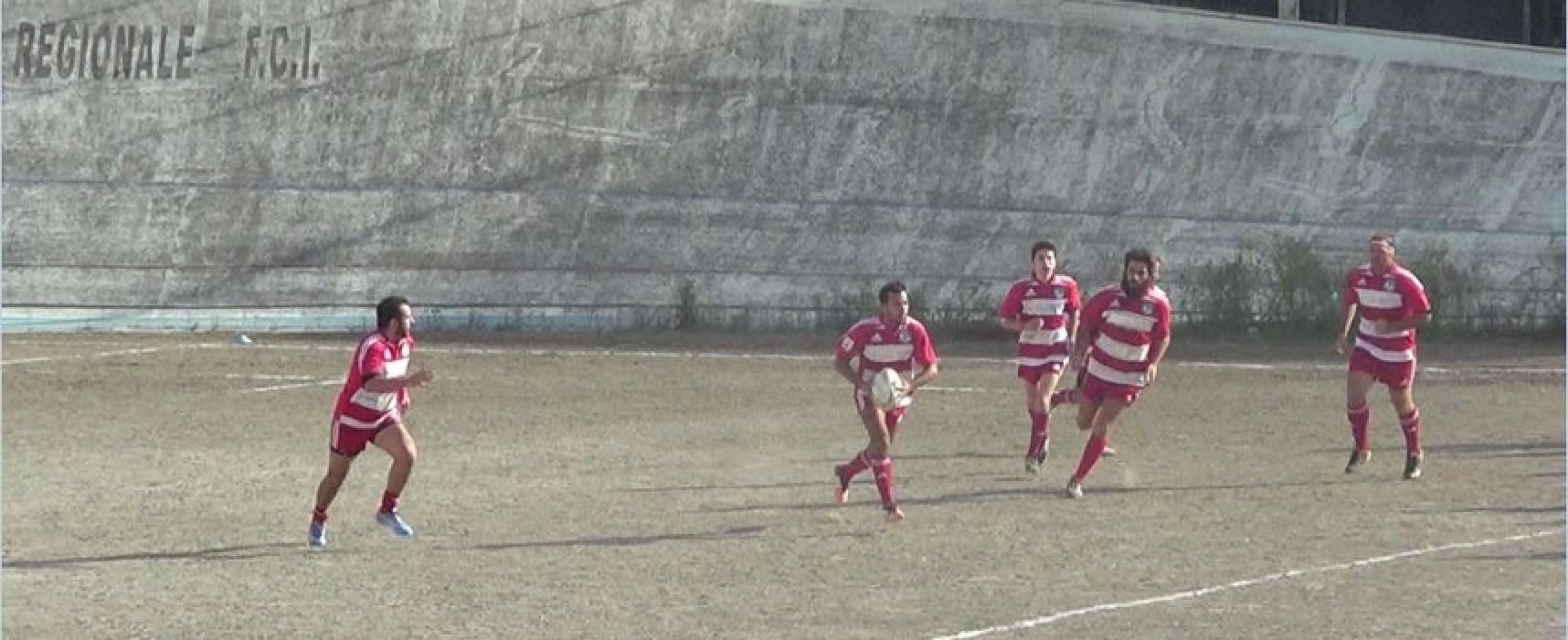 Rugby; Draghi Bat, sconfitta pesante in casa della capolista Potenza