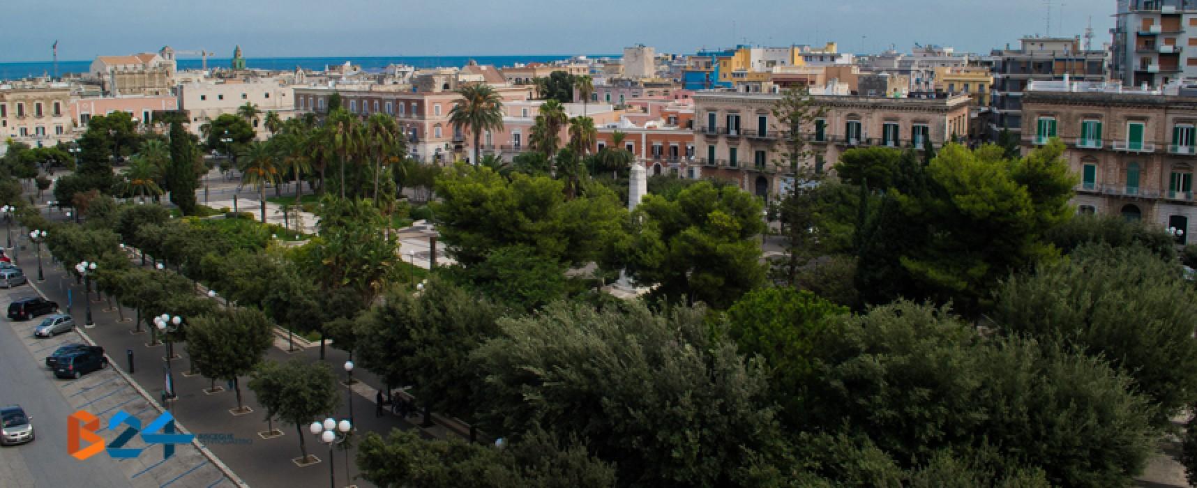 Piazza Vittorio Emanuele, Diaz e Regina Margherita: aggiudicata la gara per la manutenzione di verde e fontane