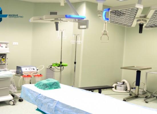 Ospedale di Bisceglie, intervento di ablazione con radiofrequenza: prima volta nell'Asl Bat