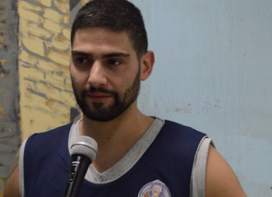 Ambrosia Bisceglie a Giulianova vietato sbagliare ancora, intervista a capitan Torresi /VIDEO