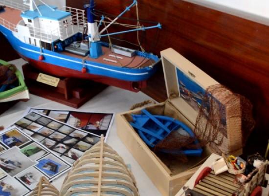 Modellini navali della marineria biscegliese, l'arte di Massimo Di Pierro / VIDEO