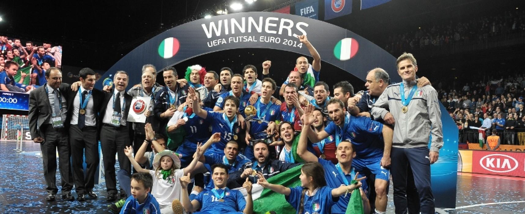 Ufficiale: Bisceglie designata tra le due sedi di qualificazione ai Mondiali di calcio a 5
