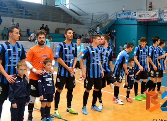 Futsal Bisceglie battuto dall'Augusta ma qualificazione aperta