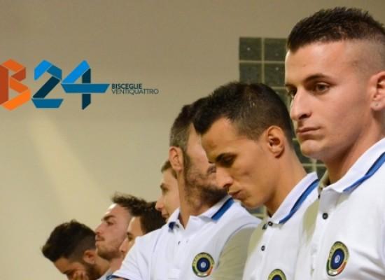 Domani ad Andria esordio in A2 per il Futsal Bisceglie