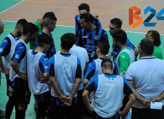 Futsal Bisceglie secondo stop stagionale, pesante ko in casa del Policoro