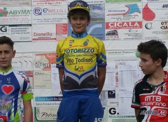 Ludobike Racing Team: Lonconsolo vince il 3° Trofeo Ciclocross Città di Viggiano