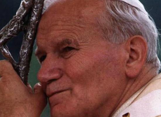 Mattinata dello studente, giovani alunni nel ricordo di Giovanni Paolo II
