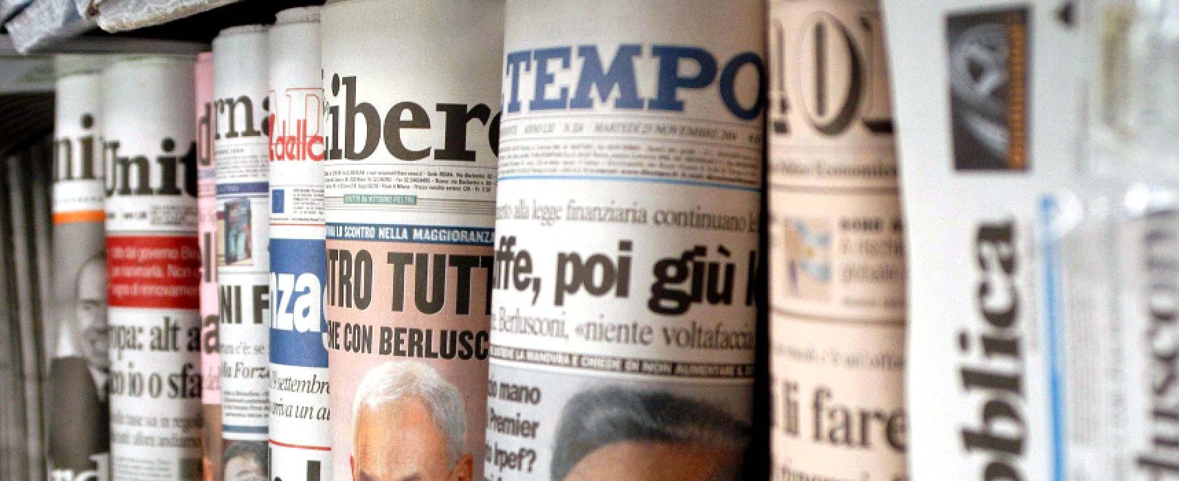"""Progetti """"Quotidiani in classe"""" e """"Lettera 22"""", l'Ordine cerca dieci giornalisti / BANDO COMPLETO"""