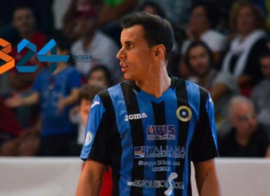 Futsal Bisceglie: Sanchez presenta la sfida con il Catanzaro/VIDEO