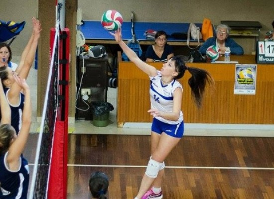 Sportilia Volley, prova di orgoglio: 3-1 ai Giardini del Mago