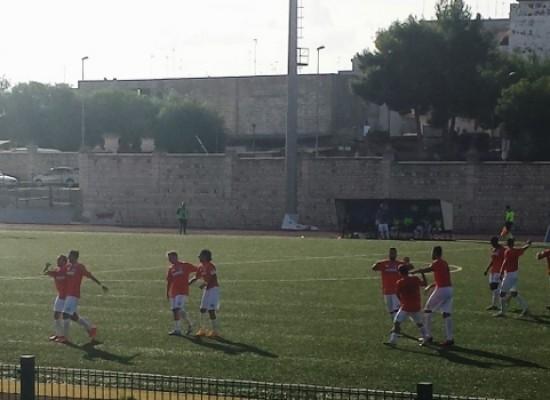 Una doppietta di Cannone regala il terzo successo di fila all'Unione Calcio / CLASSIFICA