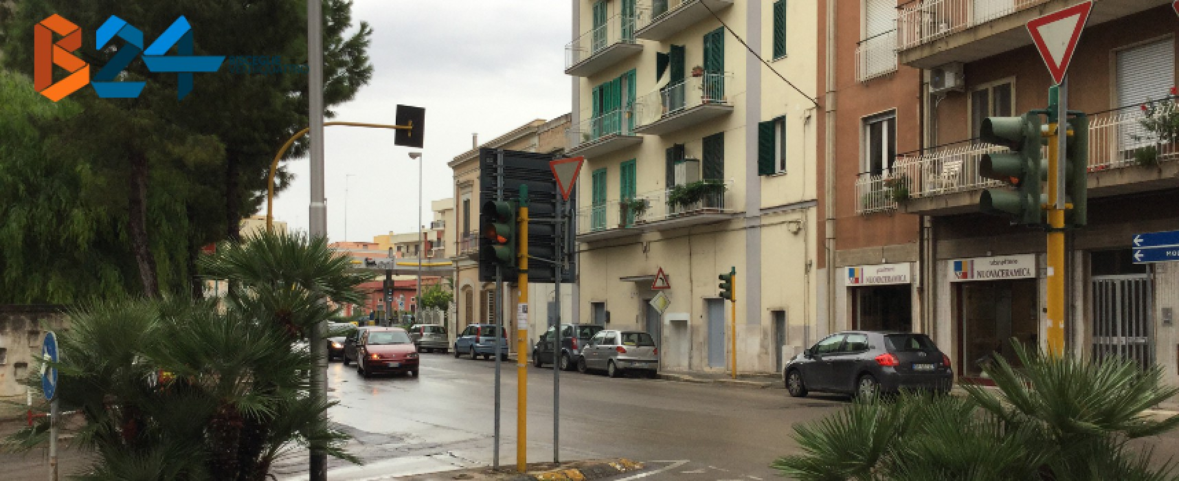 Viabilità, oggi senso unico alternato per lavori in un tratto di via Imbriani