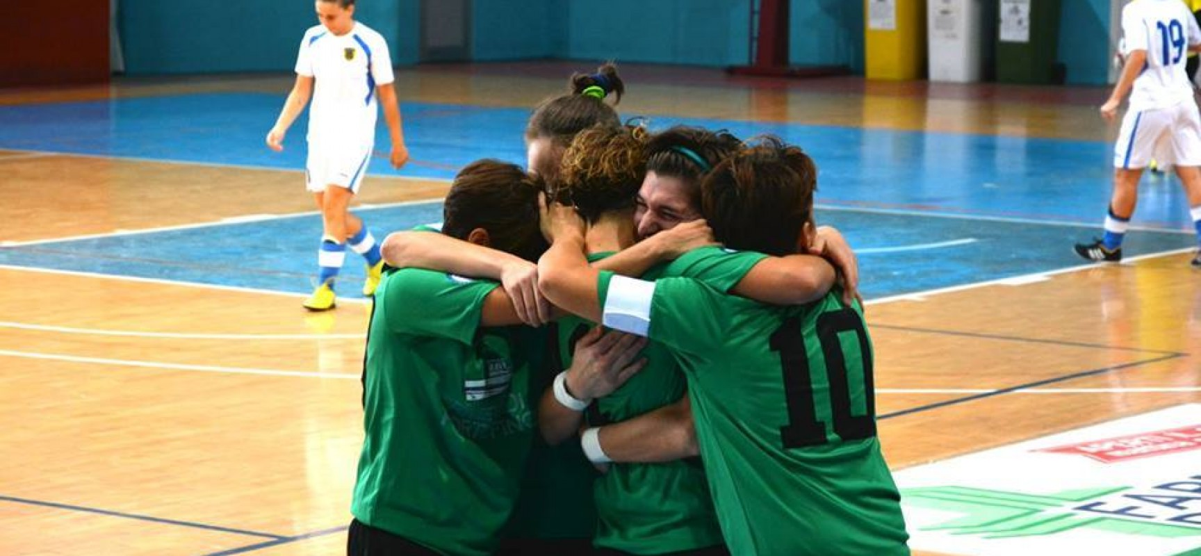 Arcadia sa solo vincere: batte 6-4 il Real Stigliano ed è prima!