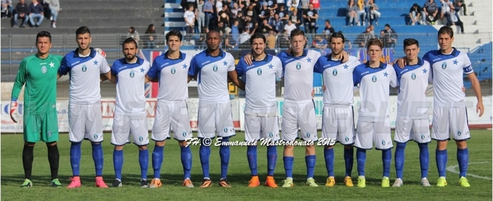 Bisceglie Calcio, calciatori e staff tecnico preoccupati per il futuro del club