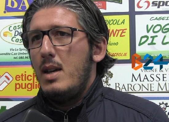 """Appello di Ingrosso a Canonico: """"Disposti a un suo ritorno a Bisceglie senza accollare debiti"""""""