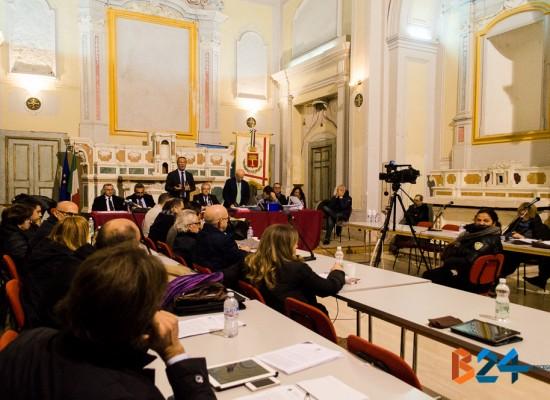 Il 22 dicembre consiglio comunale: 17 punti all'ordine del giorno