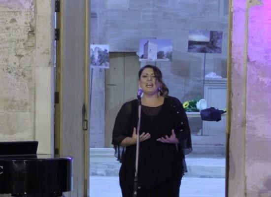 """""""Dell'amore e altro"""": concerto del soprano Francesca Ruospo a Santa Margherita"""