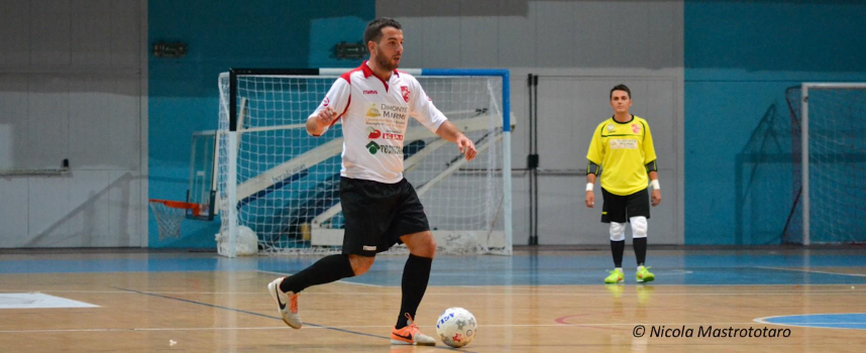 Calcio a 5, serie C2: al via la stagione del Santos Club, tra Coppa Puglia e mercato