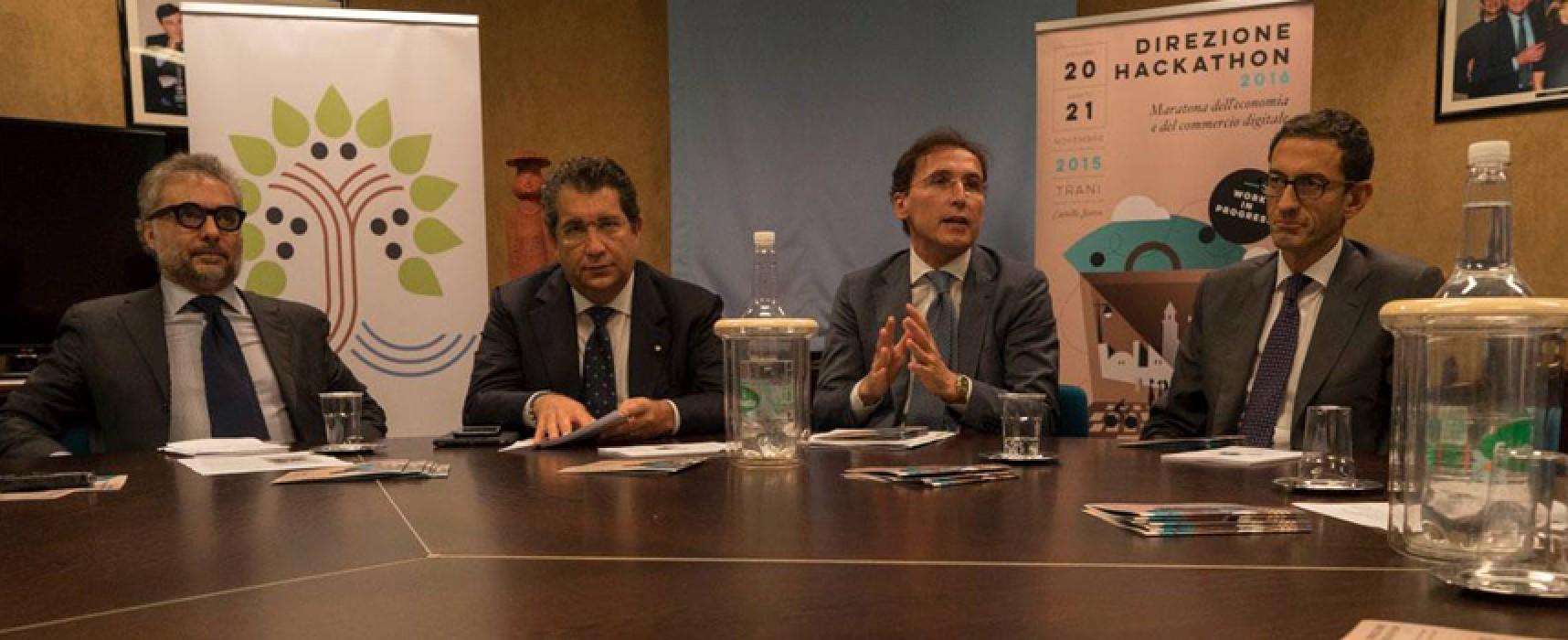 """Duecento giovani startuppers a Bisceglie per """"Hackathon 2016"""", maratona sull'economia digitale"""