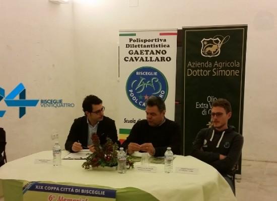 """Cavallaro: presentato ufficialmente il 6° Memorial """"Peppino Preziosa"""""""