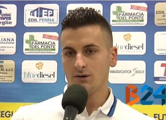 Futsal Bisceglie a Roma per affrontare l'Olimpus Olgiata 20.12 / VIDEO