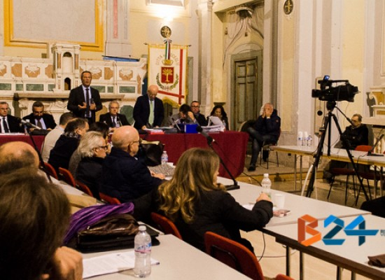 Consiglio comunale, si discuterà anche di assetto idrogeologico e piano anticorruzione