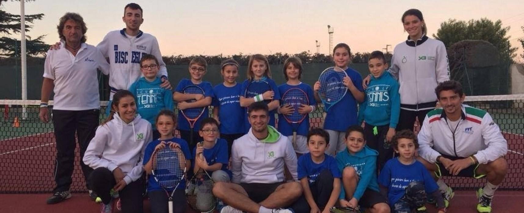 Tennis: il biscegliese Michele Prete vince a Trani la prima tappa del FJP