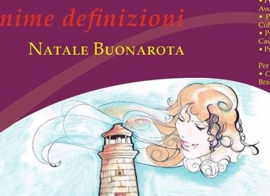 """Riparte oggi con Natale Buonarota la rassegna letteraria """"Incontri con l'autore"""" al Vesparossa"""