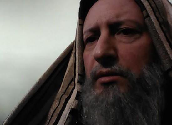 Il biscegliese Gianluigi Belsito sul set internazionale di Story of Jesus