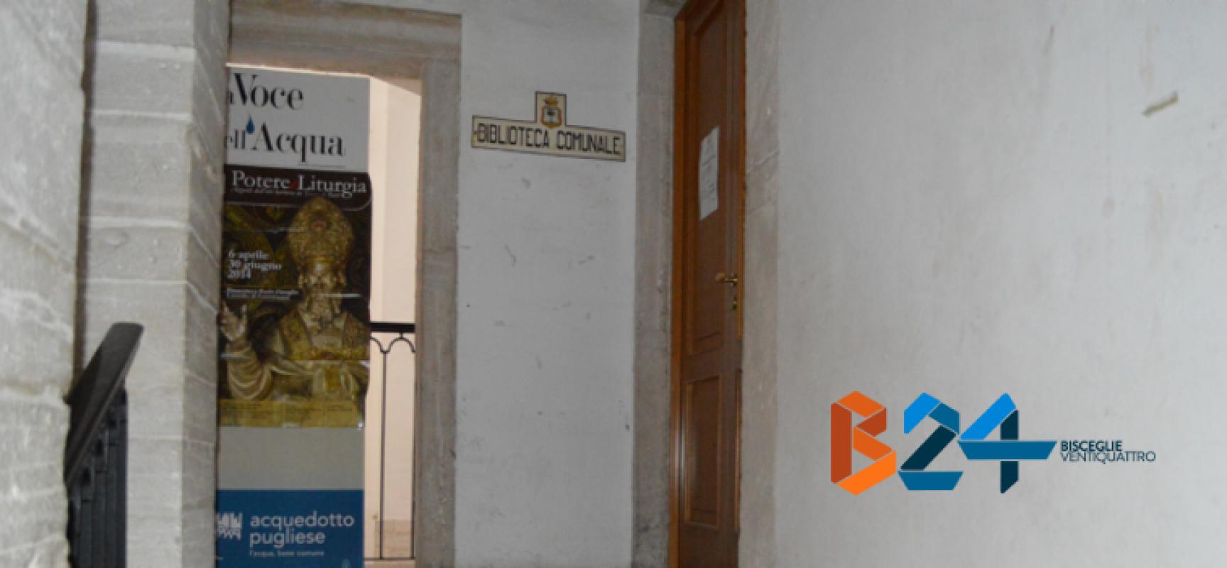 """Quotidiani in Biblioteca, Spina: """"Acquisterò di tasca mia i giornali per garantire il servizio"""""""