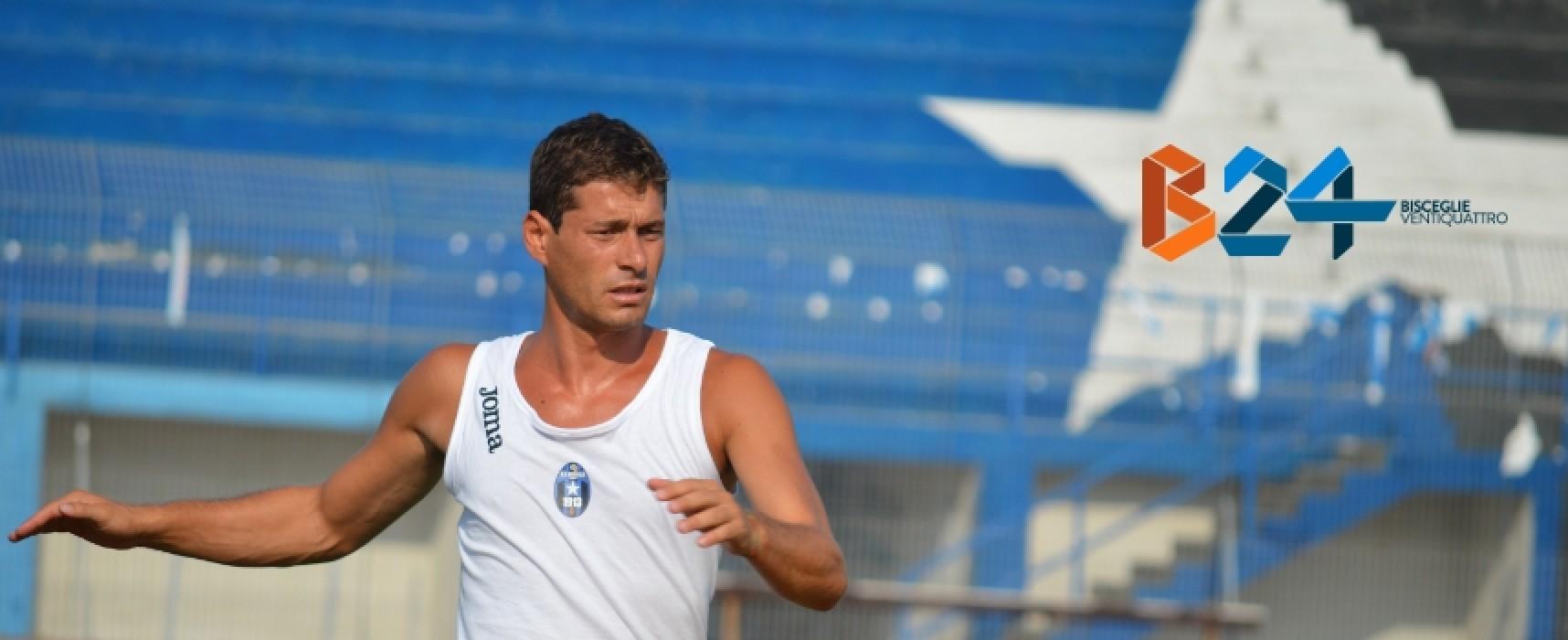 Bisceglie calcio: sei calciatori lasciano la squadra, prossima settimana società a Longo