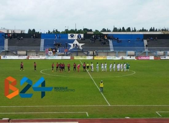 Coppa Italia: il Taranto la spunta ai rigori sul Bisceglie /VIDEO RIGORI