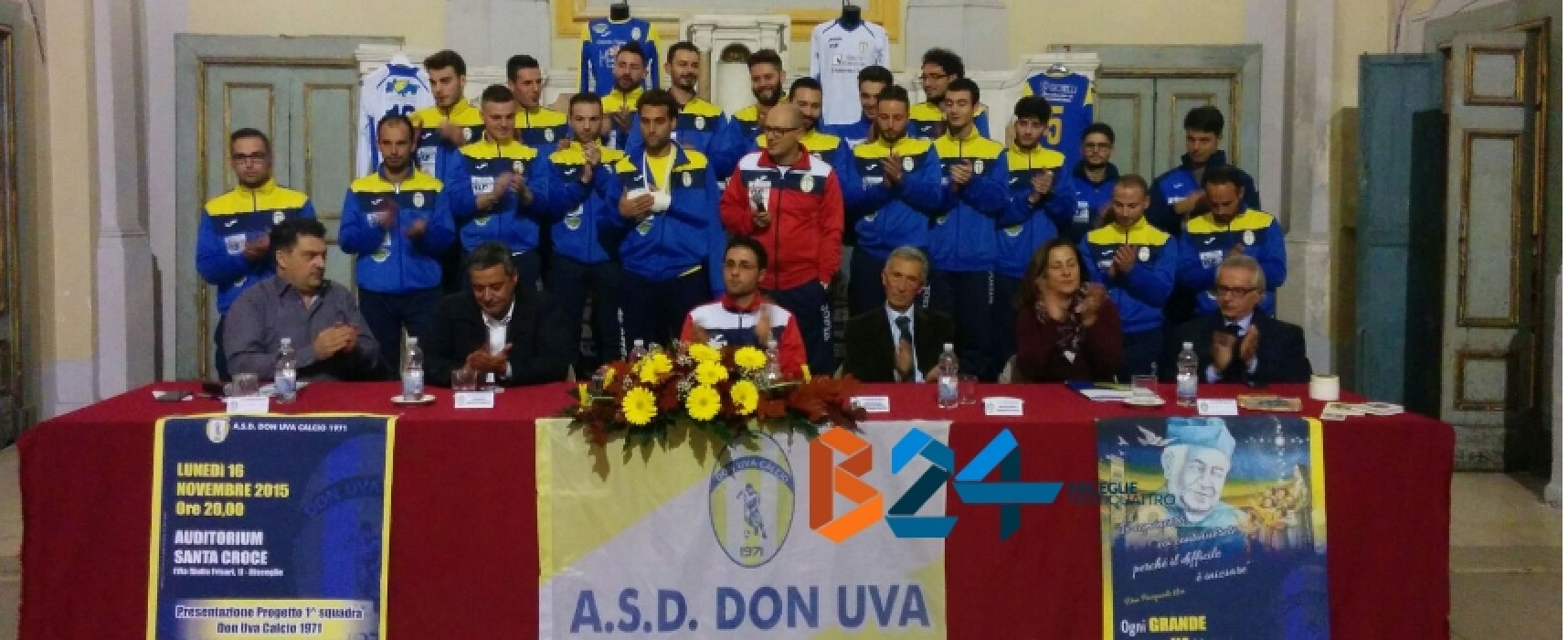 Dodici ragazzi del Don Uva Calcio in pre-ritiro a Collecchio ospiti del Parma