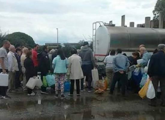 La testimonianza di una biscegliese senz'acqua per giorni a Messina, ancora in emergenza